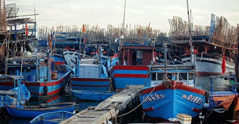 Vietnam Rejects China's South China Sea Fishing Ban